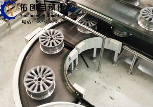 汽车轮毂输送线