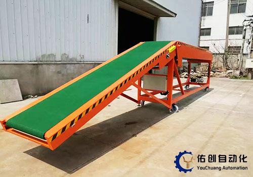 武汉移动装车输送机