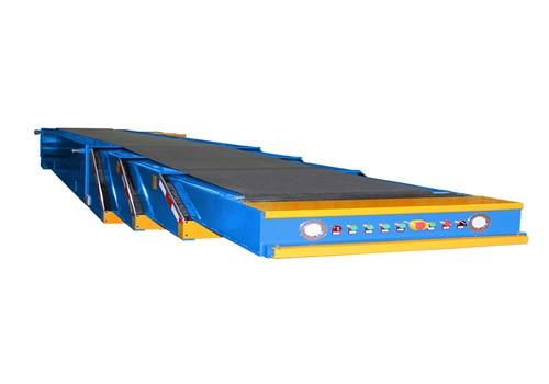 4节固定伸缩皮带输送机